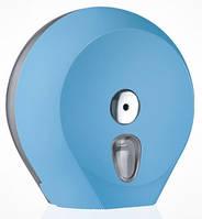 Диспенсер для туалетной бумаги, синий