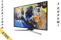 Телевизор SAMSUNG UE43MU6102/6172 Smart TV 4K/UHD 1300Hz T2 из Польши 2017 год
