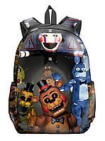 Рюкзак GeekLand Пять ночей с Фредди Five Nights at Freddy's 01.Р