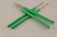 Крючок для вязания с пластмассовой ручкой 3мм