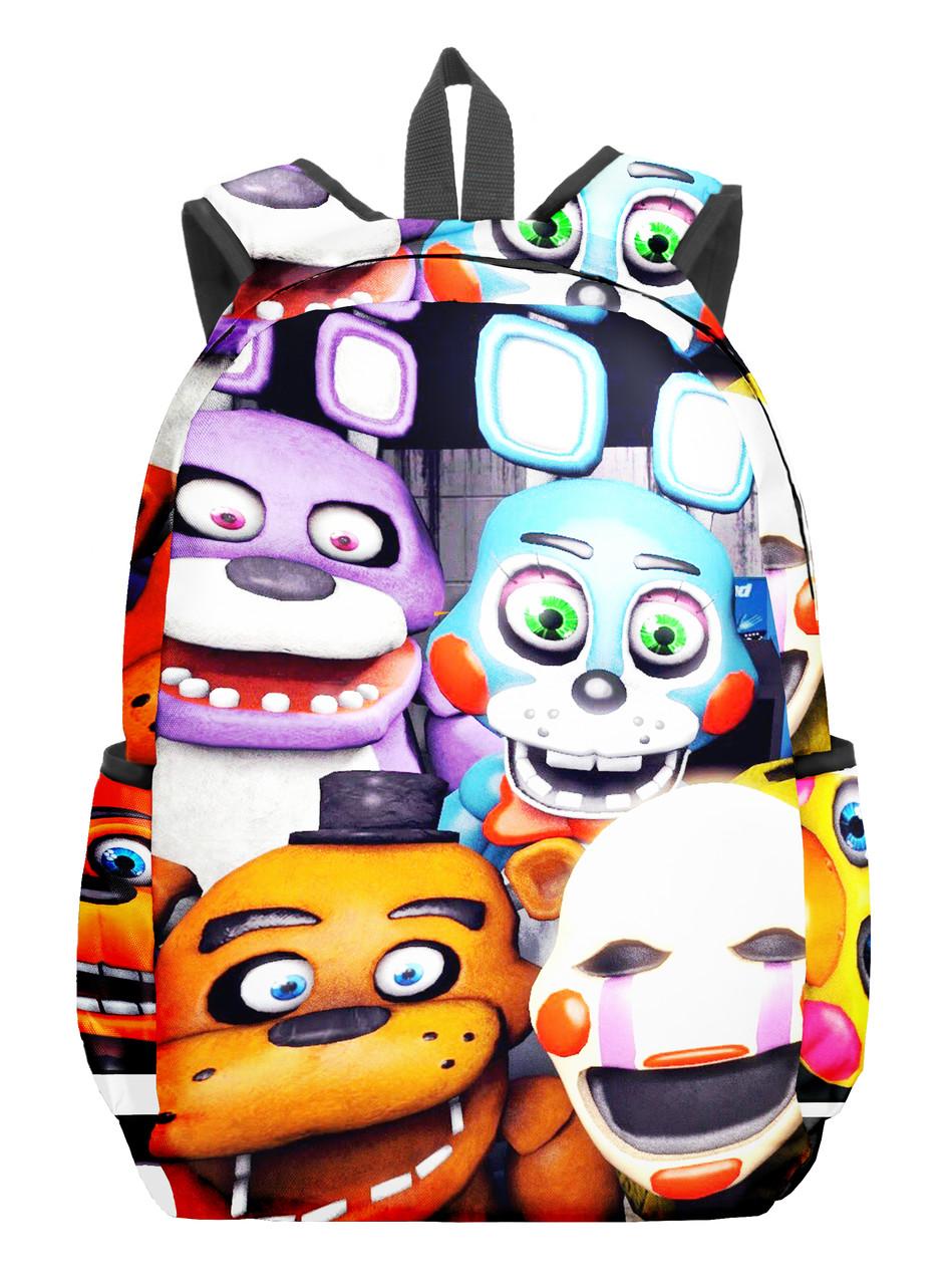 Рюкзак GeekLand Пять ночей с Фредди Five Nights at Freddy's Face 03.Р