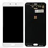Оригинальный дисплей (модуль) + тачскрин (сенсор) для Meizu X | M3x (белый цвет)