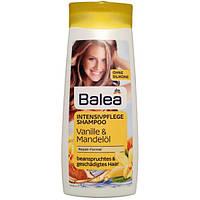 Шампунь для поврежденных и непослушных волос Balea Цветы Ванили и Мигдаль 300мл.