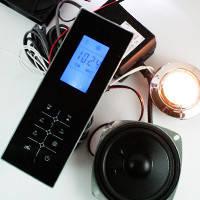 Блок управления, пульт для душевой кабины. ( 011 ) с телефоном и радио. Полный комплект