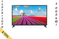 Телевизор LG 43LJ594V Smart TV 1000Hz T2 S2 из Польши