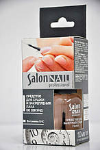 Средство для быстрой сушки и закрепления лака №02 Salon Nail Professional 10мл.