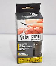 Средство для выравнивания поверхности ногтей  №01 Salon Nail Professional 10 мл.