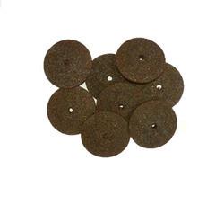 Круги шлифовальные для бормашин КХС (50шт) линза