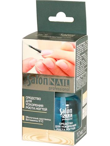 Засіб для прискорення росту нігтів №06 Nail Salon Professional 10мл., фото 2