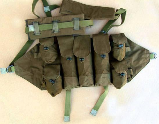 Разгрузочный жилет на клевантах, фото 2
