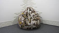 """Кресло Груша """"Print 4"""", фото 2"""