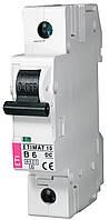 Авт.выключатель  ETIMAT 10  DC 1p  В 6A (6 kA)