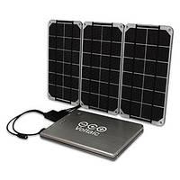 Солнечная батарея для ноутбука (20000 мАч + 10Вт солн. панели), фото 1