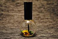 """Цветочное масло для кутикулы и ногтей Naomi """"Лимон"""" 15мл"""