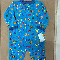 Пижама человечек слип Космос от Early Days Primark 3-4 года 98 см