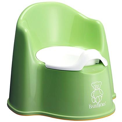 Кресло-горшок BABYBJÖRN Spring Green (Зеленый)