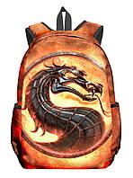 Рюкзак GeekLand Мортал Комбат Mortal Kombat Дракон 19.Р