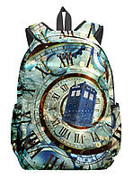 Рюкзак GeekLand Доктор Кто Doctor Who Вангог 23.Р