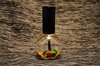 """Цветочное масло для кутикулы и ногтей Naomi """"Апельсин"""" 15мл"""