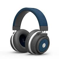 Наушники накладные с микрофоном беспроводные Promate Astro Blue (astro.blue)