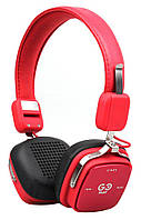 Наушники накладные беспроводные AIR MUSIC Go Play Red (Go Play Red)
