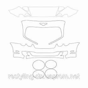 Стандартный набор для BENTLEY GT 2011