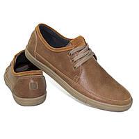 Кожаная обувь Onix Рыжие Ginger (40-43)