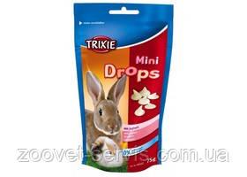 Лакомство для грызуновсйогуртом TRIXIE - Mini Drops 60332