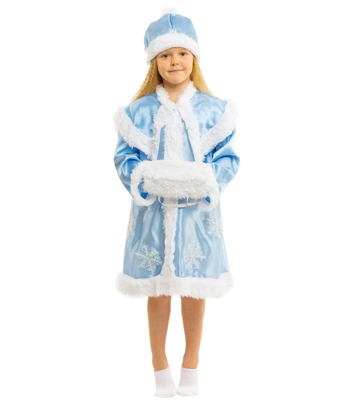 Карнавальный костюм Снегурочки (4-10 лет) - Lider - интернет магазин модной  одежды 5b384f3f63aa1