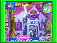 Домик для кукол Country house