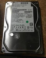 Жесткий диск 500ГБ Toshiba DT01ACA050 9F13178 бу