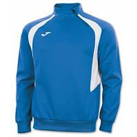 Реглан сине-белый Joma CHAMPION III 100019.702 тренировочный с коротким замком  (спортивная кофта )