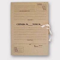 Папка для документов на завязках 20 мм, фото 1
