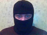 Балаклава (подшлемник, маска) трикотажная