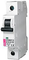 Авт.выключатель  ETIMAT 10  DC 1p  C 25A (6 kA)