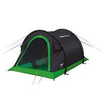 Автоматическая палатка High Peak Stella 2 (Black/Green)
