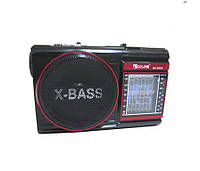 Радиоприемник колонка MP3 Golon RX-9009 Red