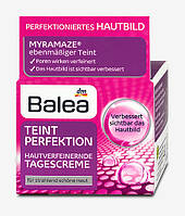 "Balea Teint Perfektion Hautverfeinernde Tagescreme - Дневной крем ""Совершенство кожи лица"" 50 мл , фото 1"