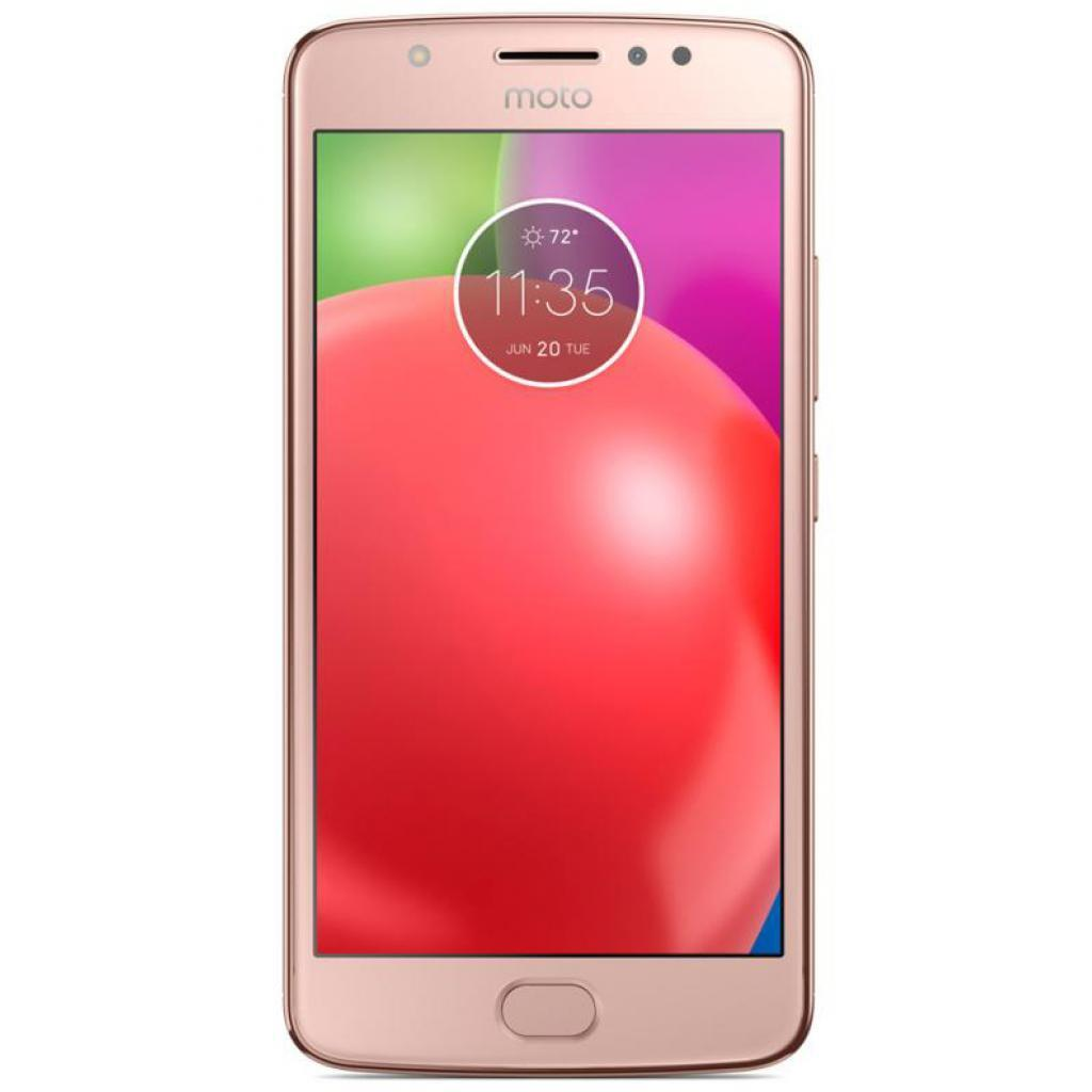 Смартфон Motorola Moto E (XT1762) Gold