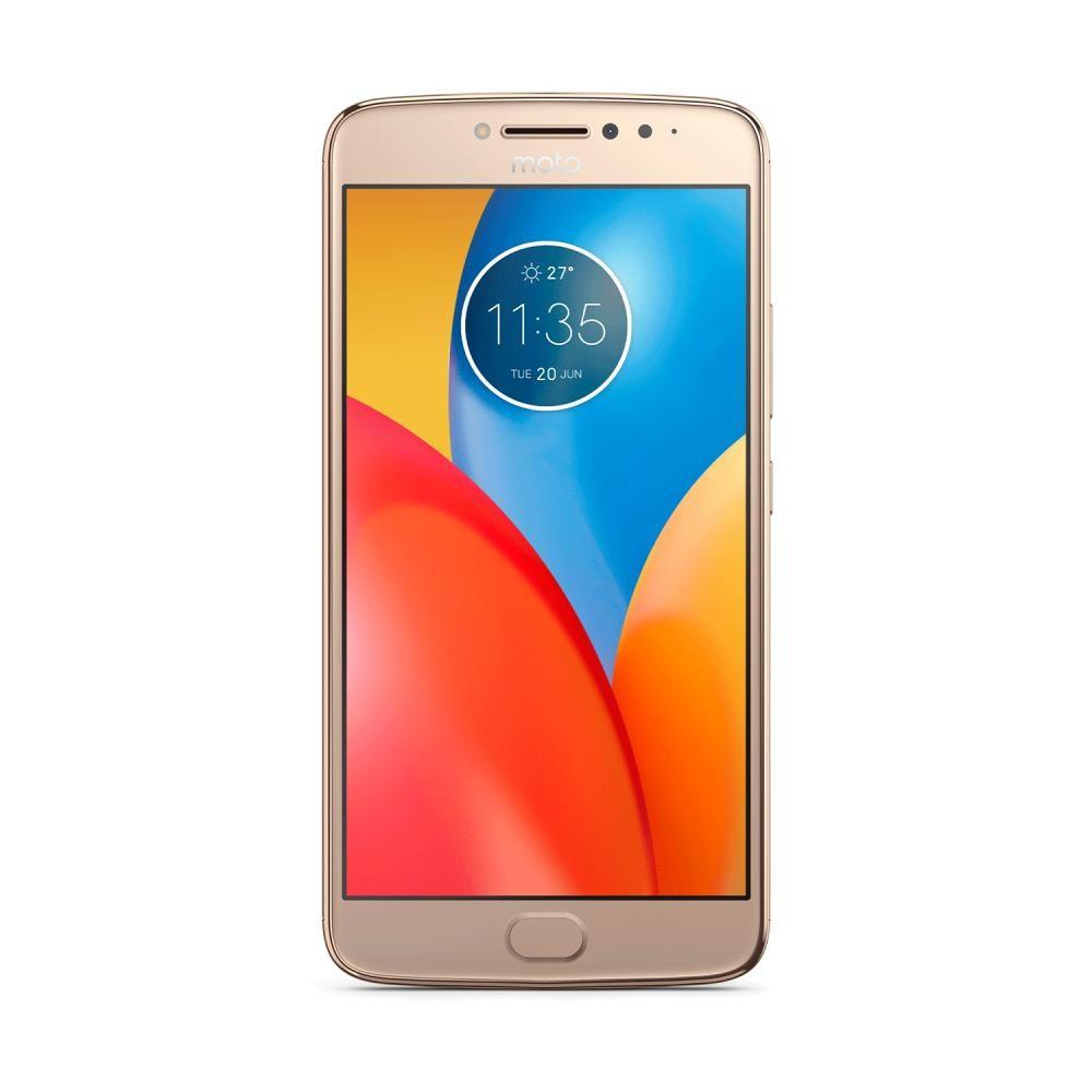 Смартфон Motorola Moto E Plus (XT1771) Gold