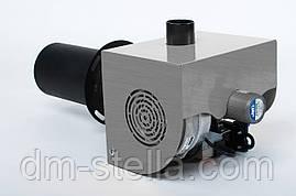 Пеллетный твердотопливный котел с автоудалением золы 25 кВт DM-STELLA, фото 3