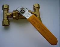 Кран для переключения гидрошлангов BP-95 Ultraflex