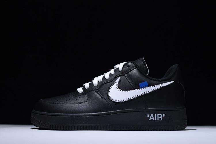 2538cda7c4ec Кроссовки Nike Air Force 1 Low  07 х Off White найк аир форс AA5122 ...