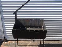 Мангал с крюком для подвешивания казана, фото 1