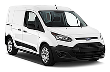 Лобовое стекло Ford Connect 2014-2017