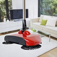 Автоматический двойной веник 360 Sweeper - беспроводной веник