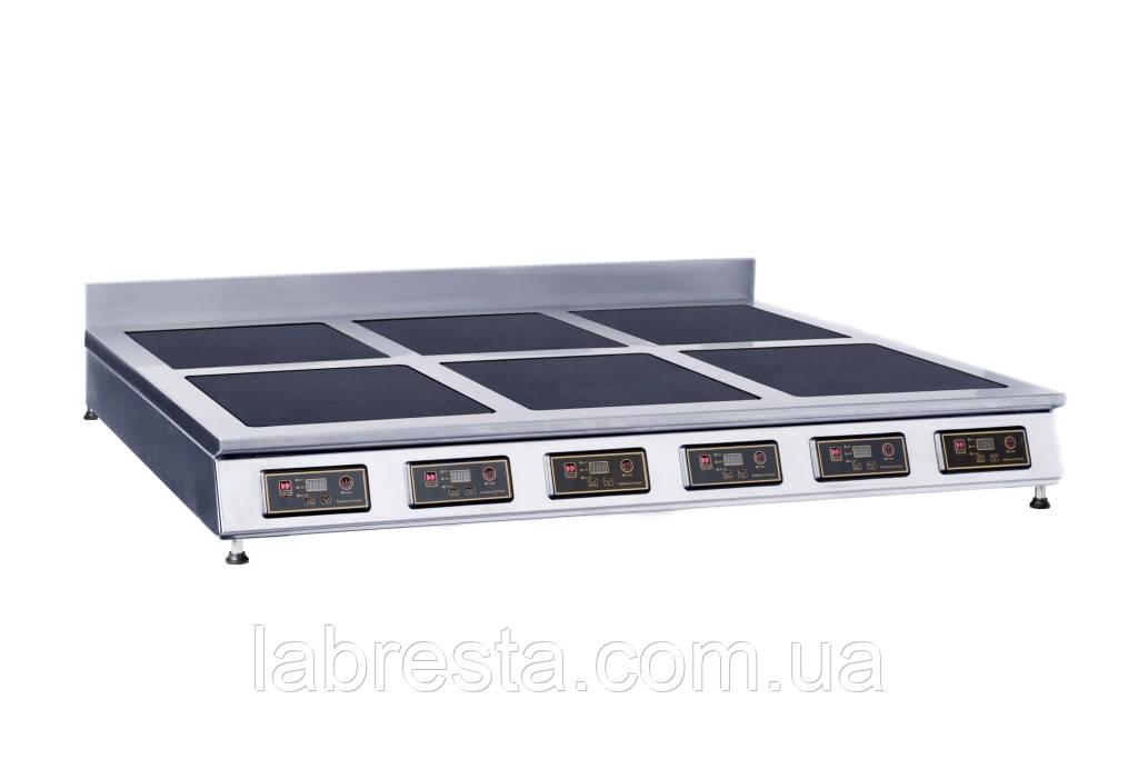 Плита индукционная Skvara Sit 6.18 (6х3 кВт)
