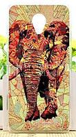 Чехол для Homtom HT3 / HT3 Pro Бампер силиконовый Elephant