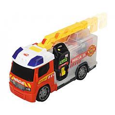 Ігровий набір Dickie Toys Пожежна допомога з набором пожежного, світловими та звуковими ефектами (3716006)