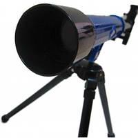 Детский набор 2 в 1 Телескоп + Микроскоп CQ 03. Замечательный подарок для юных звездочетов. Код: КГ2581